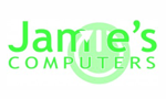 Jamie's Computers logo